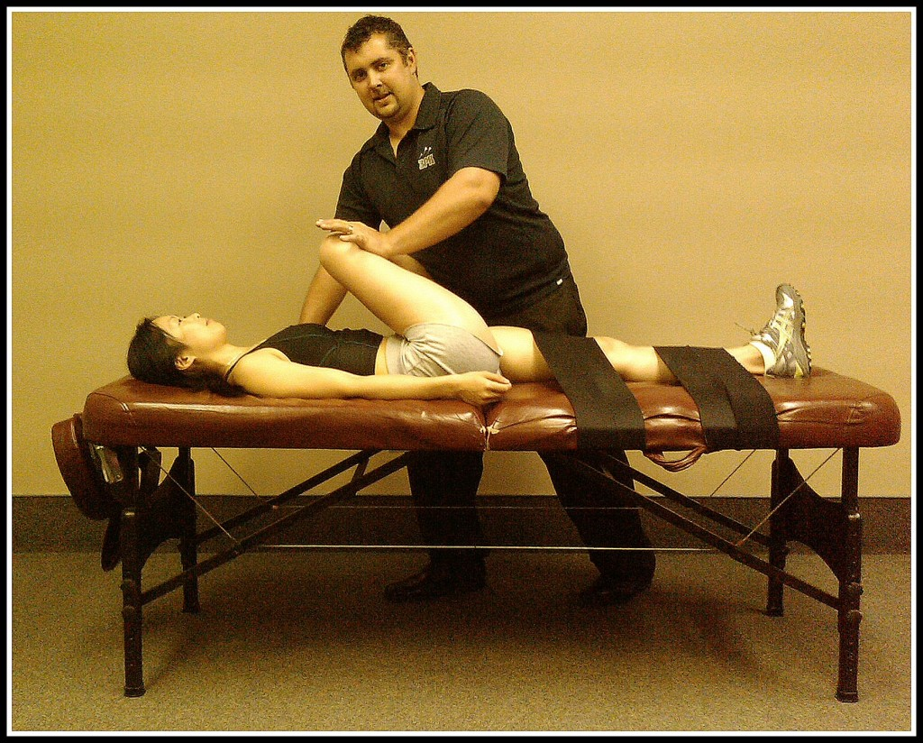Fascial Stretch Therapy Table