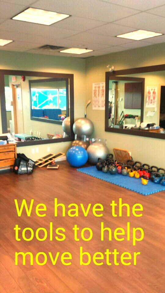 Physiotherapy Equipment Vancouver